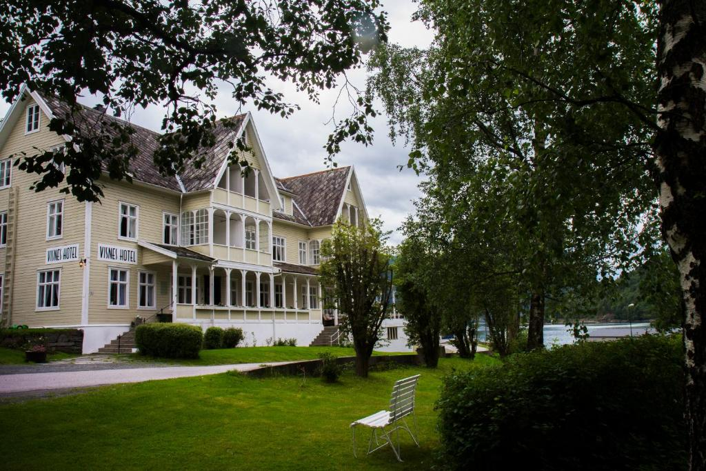 ofertas en el visnes hotel stryn noruega