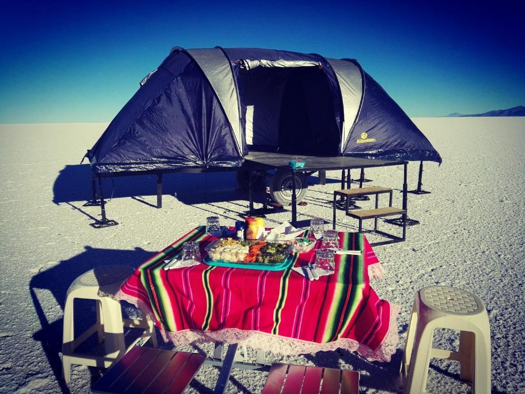 Descubre el maravilloso pueblo boliviano de Uyuni 5