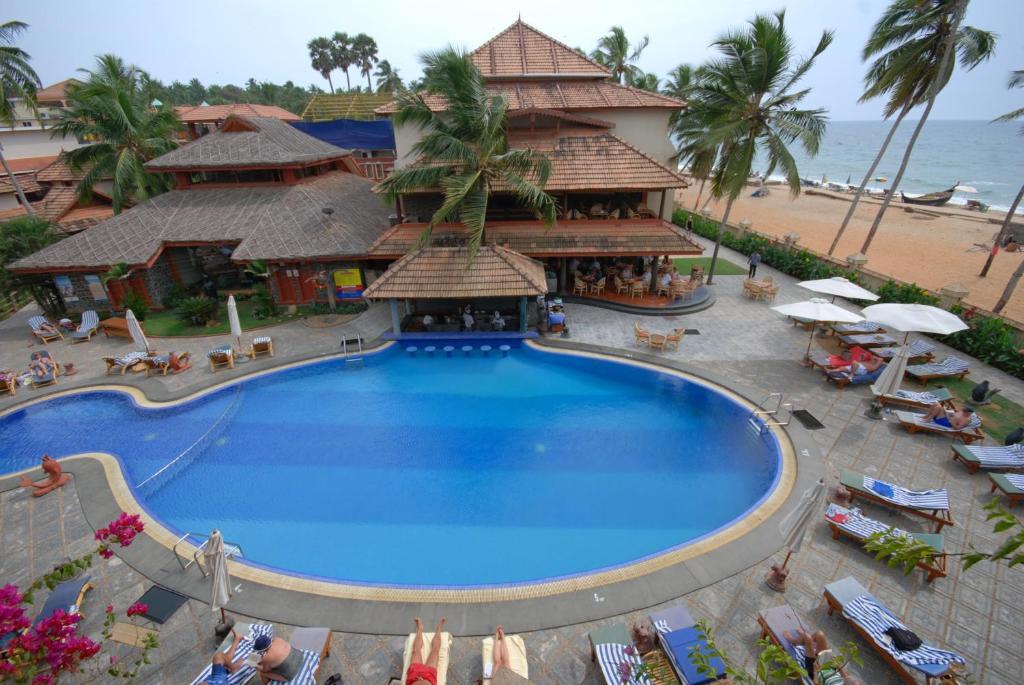 Uday Samudra Leisure Beach Hotel Spa