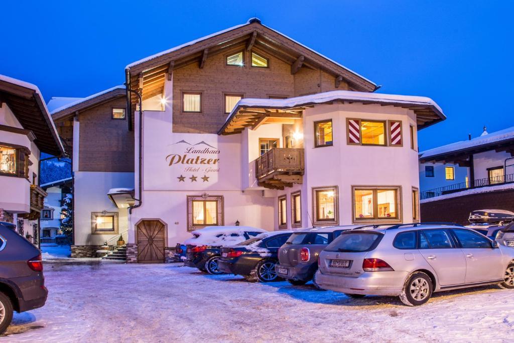 Hotel Garni Platzer Zell Ziller