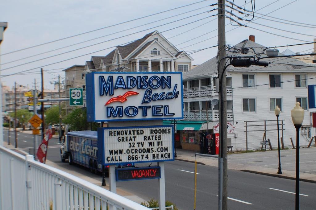 Madison Beach Motel Ocean City Md Booking