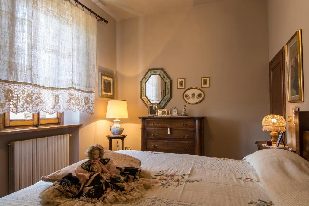Daire A Casa Mia (İtalya Bucine) - Booking.com