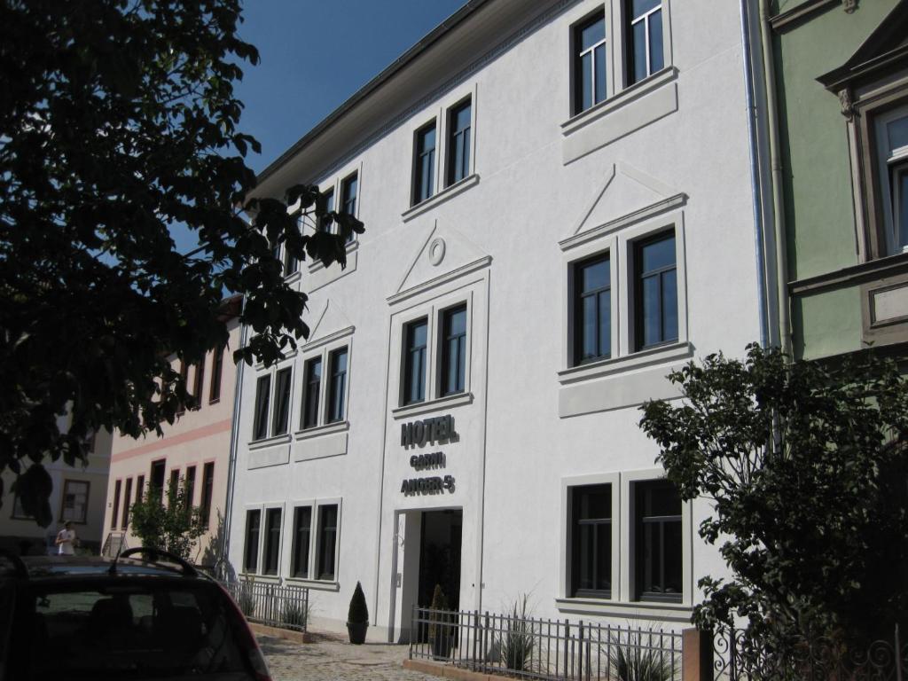 Hotel Garni Anger 5 Bad Frankenhausen Germany Bookingcom