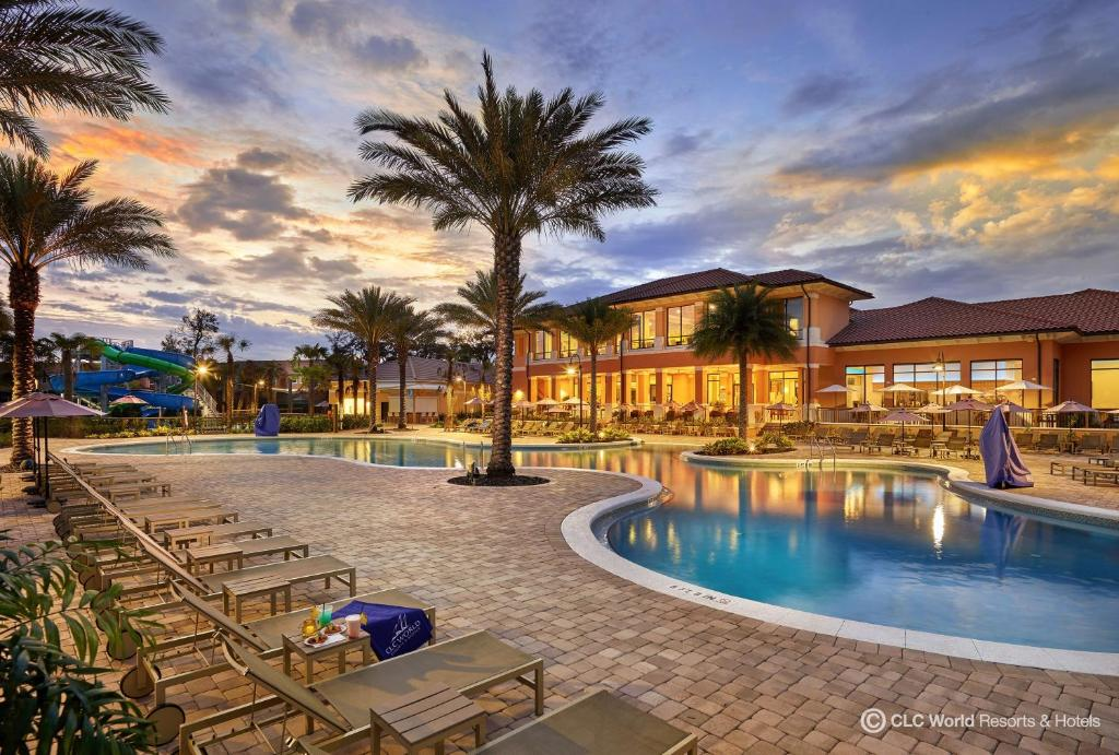 Resort Regal Oaks The Official Clc World Orlando Fl
