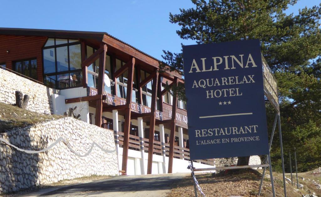 Chalet alpina aquarelax hotel spa gr oli res les neiges for Les hotels francais