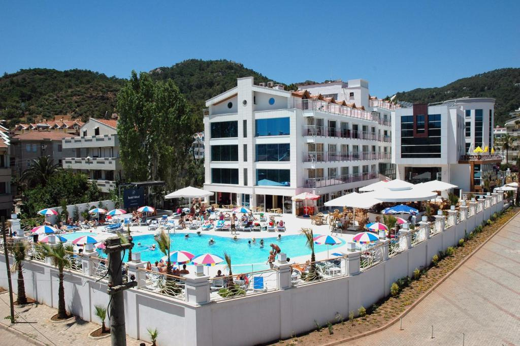 Ideal Pearl Hotel Adult Only Marmaris Updated 2018 Prices