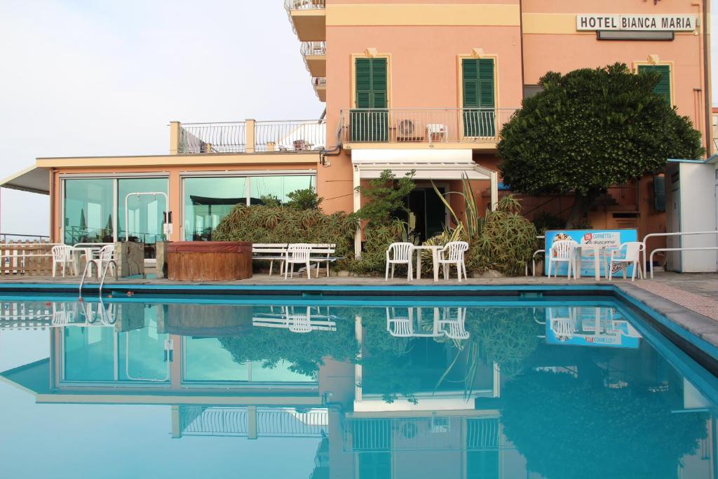 Hotel Bianca Maria (Italia Varazze) - Booking.com
