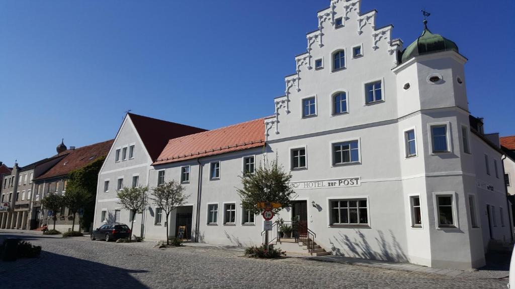 Boutique Hotel Zur Post Deutschland Vohburg An Der Donau Booking Com