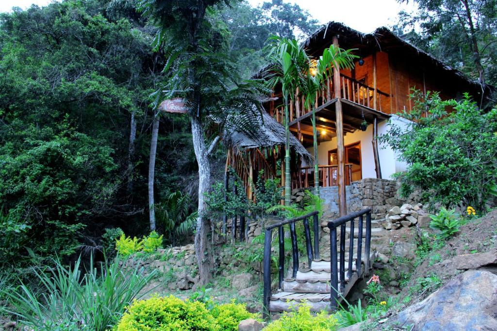 Bed and Breakfast Ella Bamboo Cabana, Sri Lanka - Booking.com