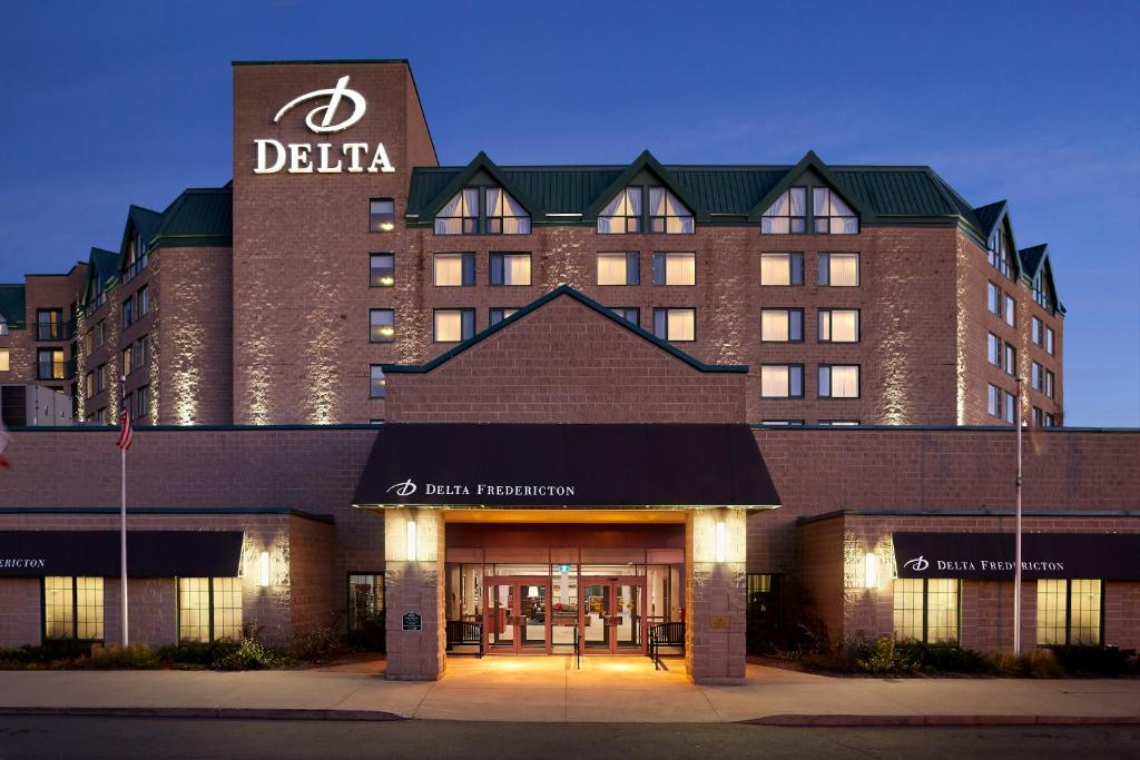 hotel delta marriott fredericton canada. Black Bedroom Furniture Sets. Home Design Ideas