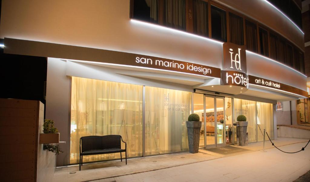 Hotel Sanmarino iDesign, San Marino, San Marino - Booking.com