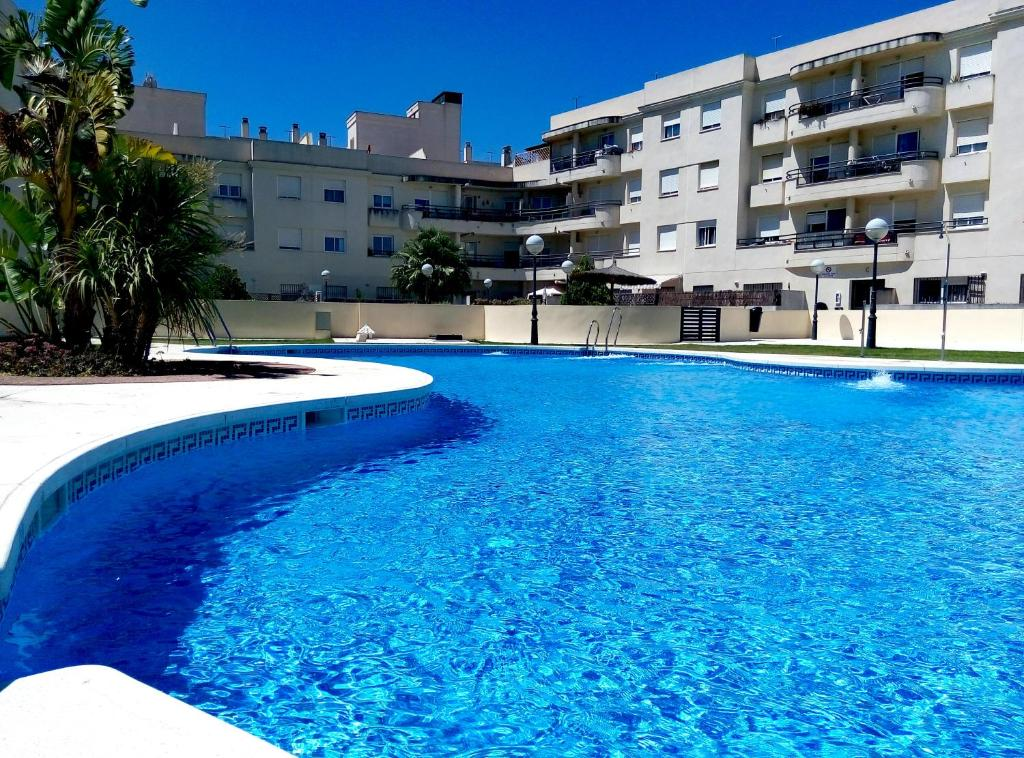 Ferienwohnung Lujo Vista Bahía Cádiz Spanien San Fernando