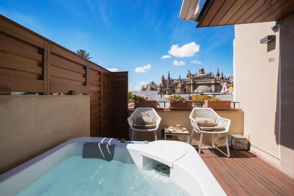 boutique hotels sevilla provinz  268