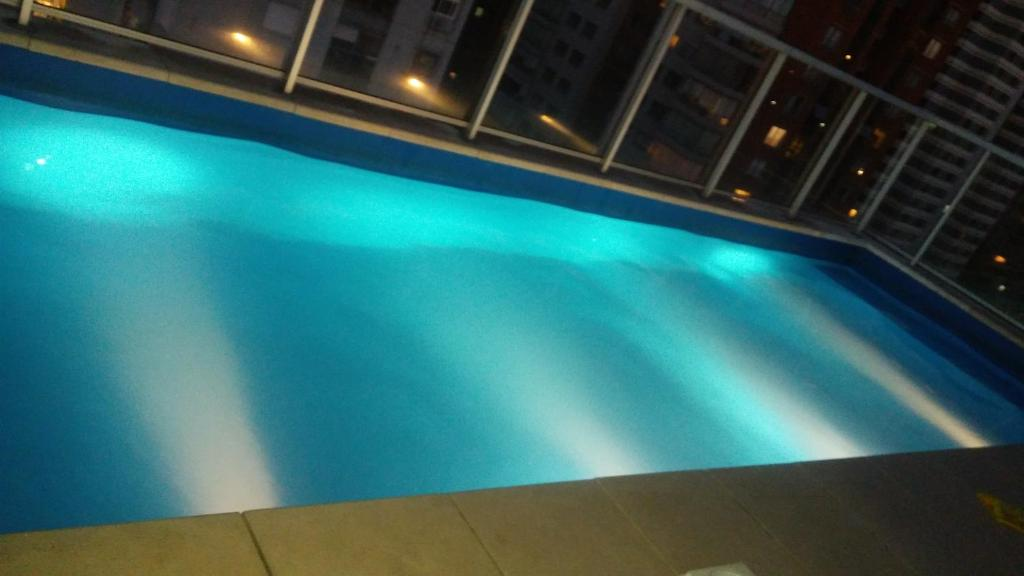 The swimming pool at or near Apartment Cerviño Buenos Aires