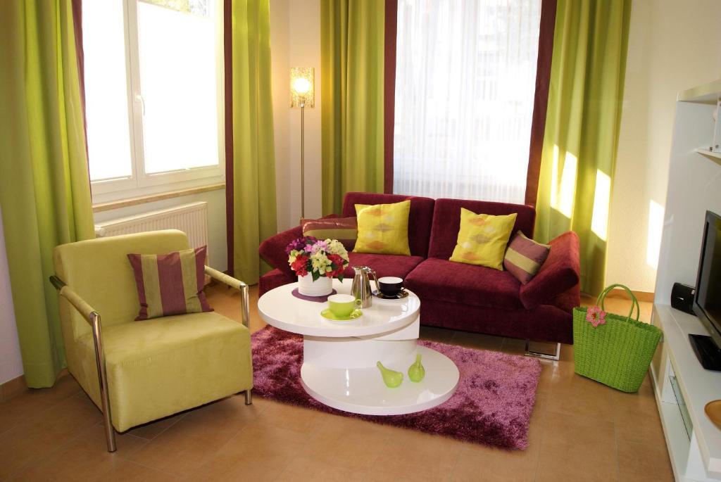 Apartment Romantik Flair (Deutschland Prerow) - Booking.com
