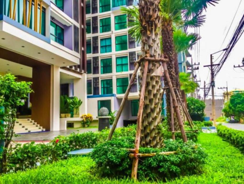 Apartment Siam Oriental Tropical Garden Apart, Pattaya South ...