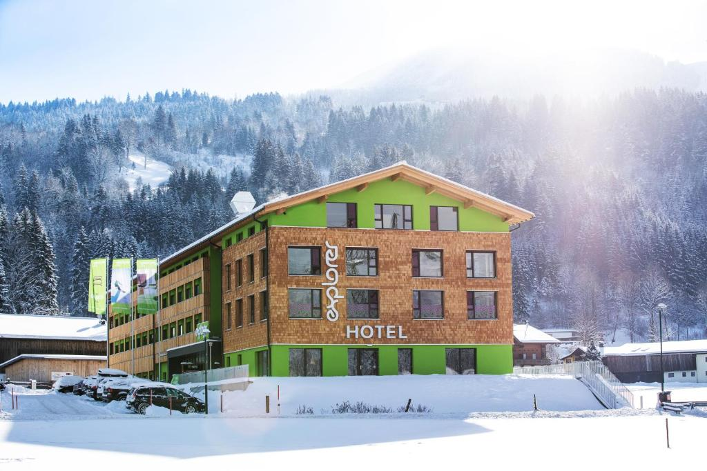Explorer Hotel Kitzbühel Reserve Now Gallery Image Of This Property