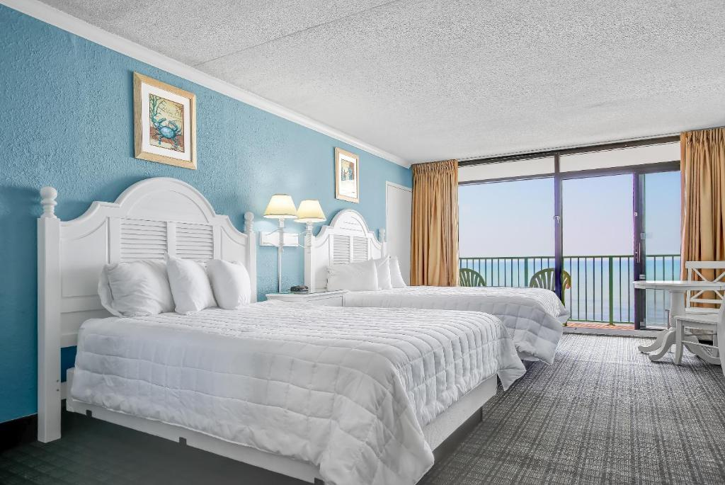 Myrtle Beach 3 Bedroom Suites Oceanfront Attractions Near Hampton Inn Myrtle Beach Oceanfront