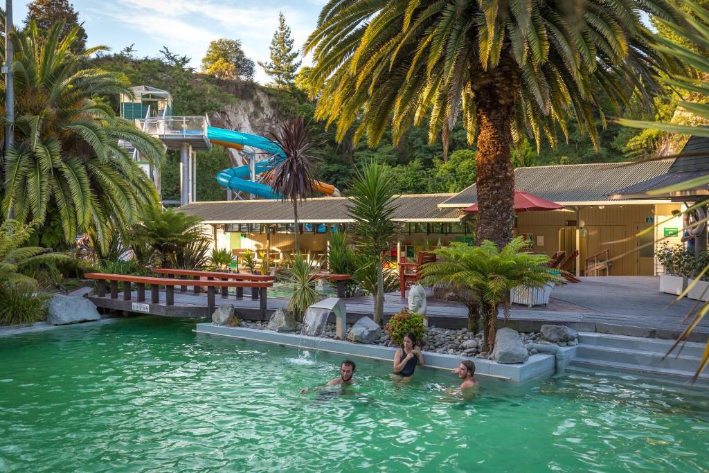 Ac Unit Prices >> Taupo Debretts Spa Resort, New Zealand - Booking.com