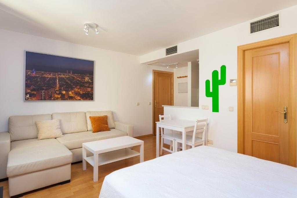 Apartamentos Madrid Norte fotografía