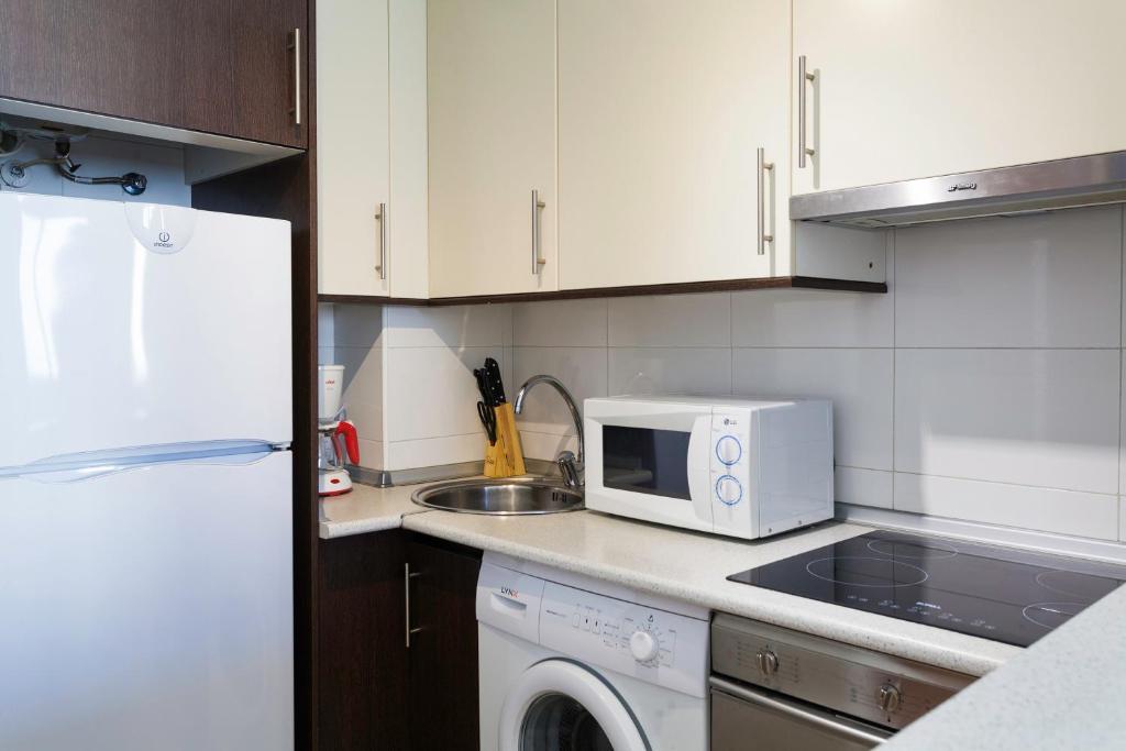Bonita foto de Apartamentos Madrid Norte