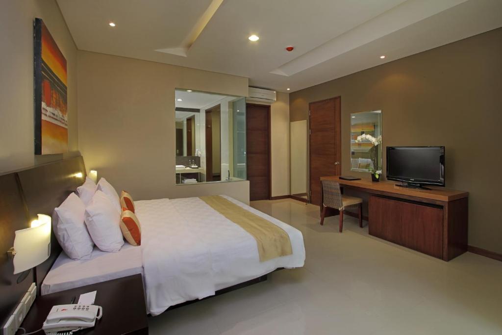 Amadea Resort & Villas Seminyak Bali(アマデア リゾート&ヴィラス)の部屋