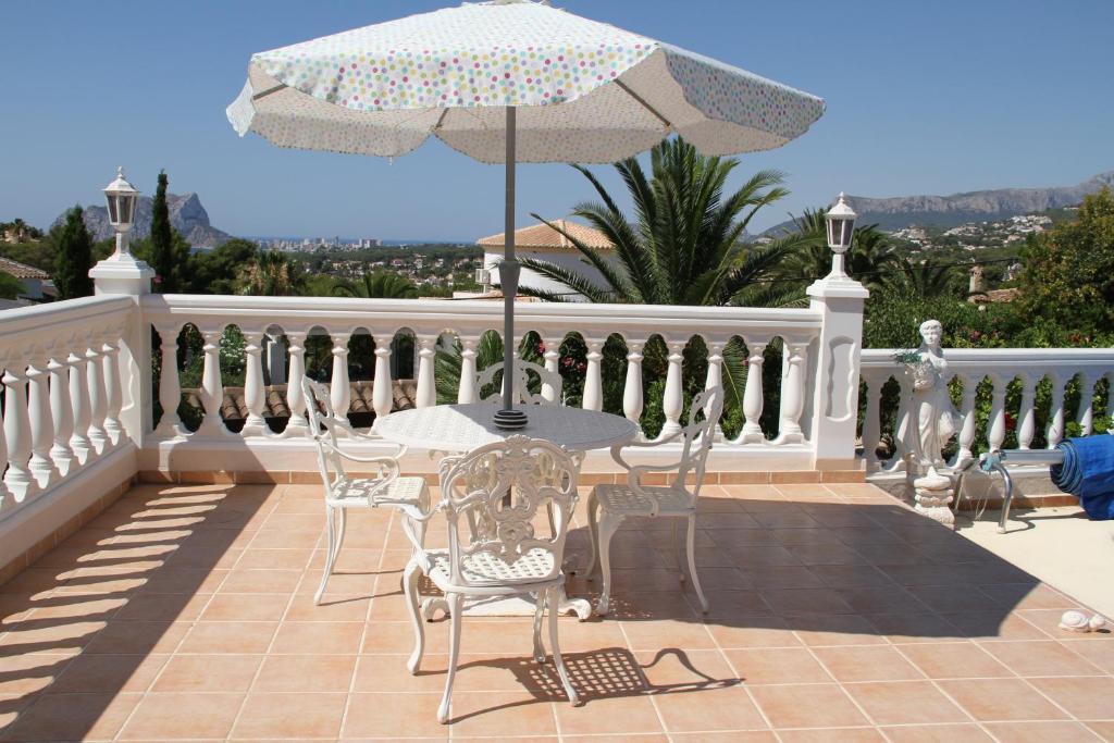 gran imagen de Sunny Villa in Moraira