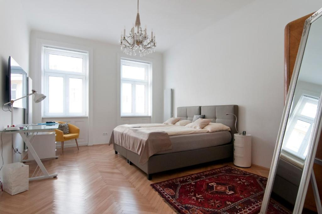 Elegant Apartment Wien Messe / WU, Vienna, Austria - Booking.com