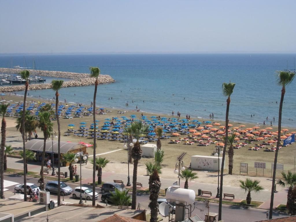 apartment palm sea suites and studios larnaca, larnaka, cyprus