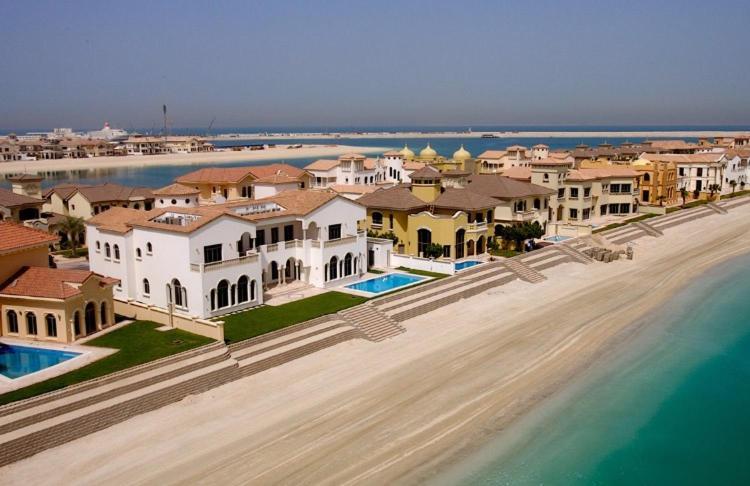 five bedroom villa palm jumeirah dubai uae