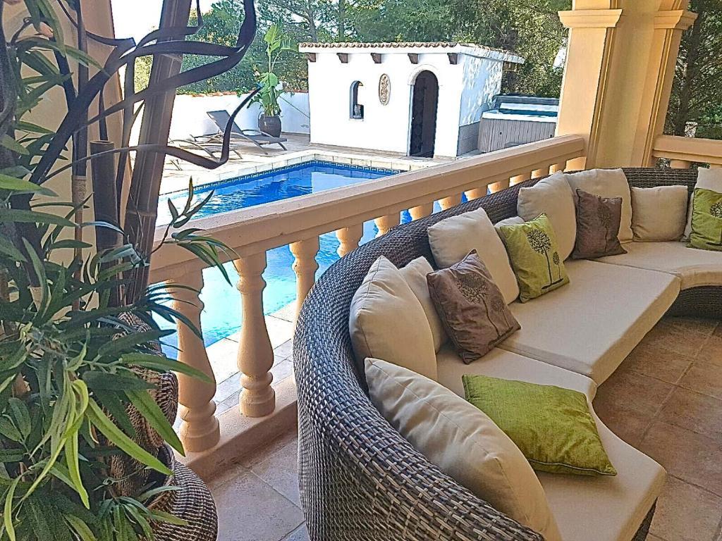Villas Bramms, hotel en Javea