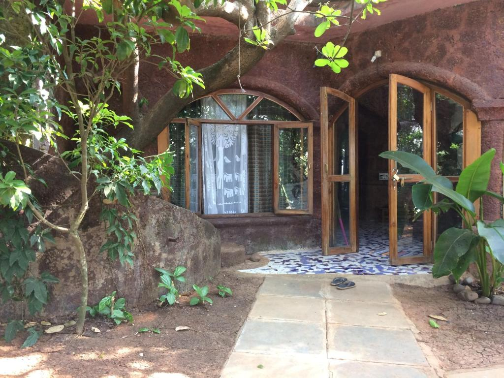 Anjuna 2 Beach House Apartment Cliff House With See View Anjuna India Bookingcom