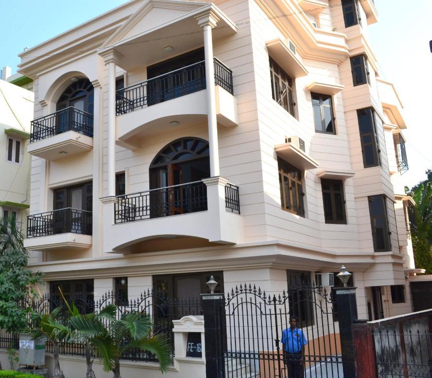 Apartment Dorota House, Kolkata, India