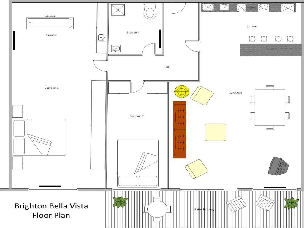 Brighton Homes Bella Floor Plan Home Review