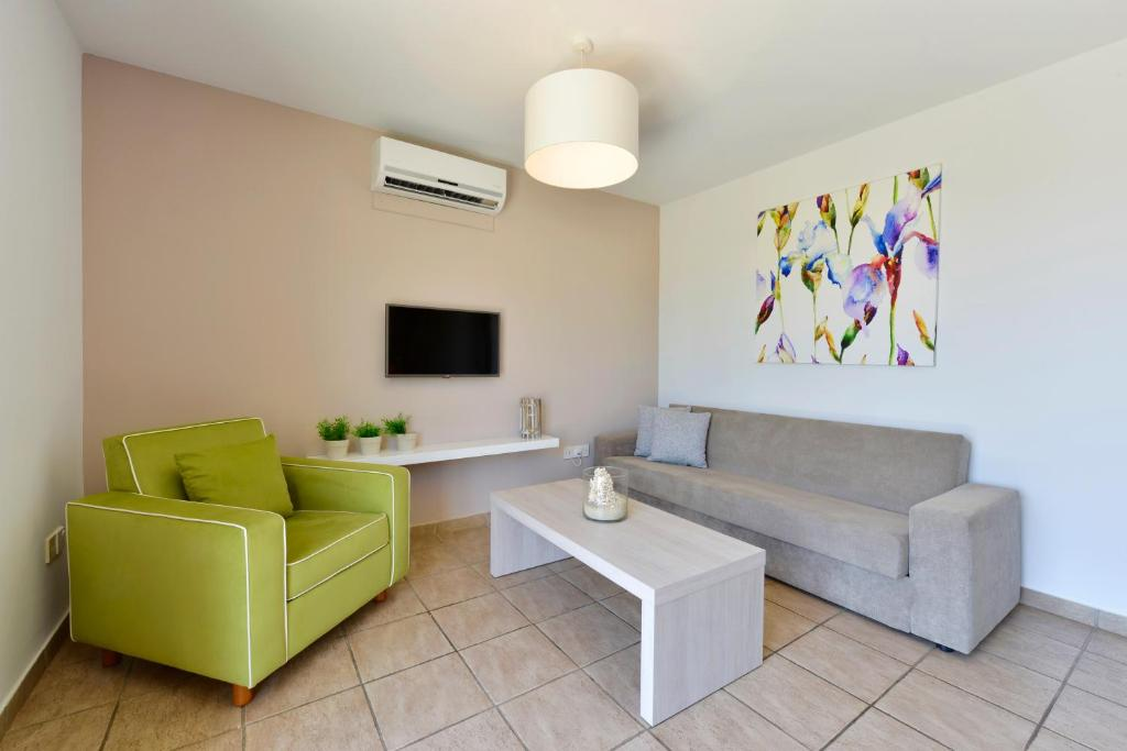 Makronisos Village Ayia Napa Cyprus Rooms