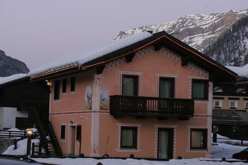 Chalet La Leur (Italia Livigno) - Booking.com
