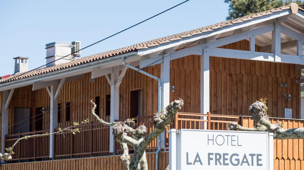 Hotel La Fregate Cap Ferret