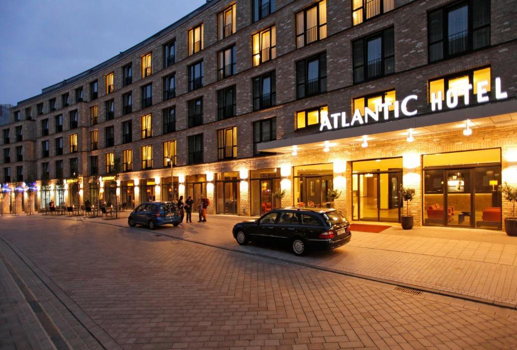 Atlantic Hotel Lubeck Deutschland Lubeck Booking Com