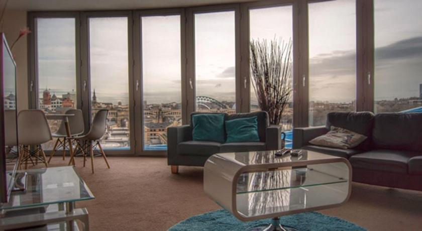Apartment 31 Forth Banks Newcastle Upon Tyne UK