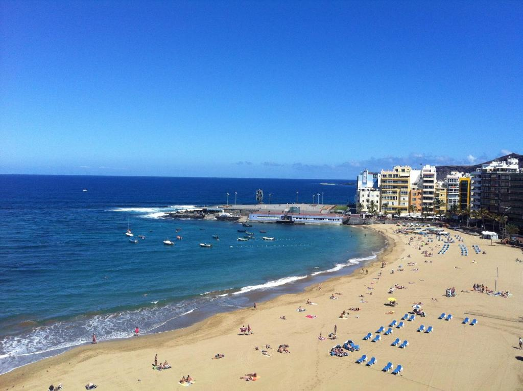 Apartamentos luz playa espa a las palmas de gran canaria - Apartamentos puerto rico las palmas ...