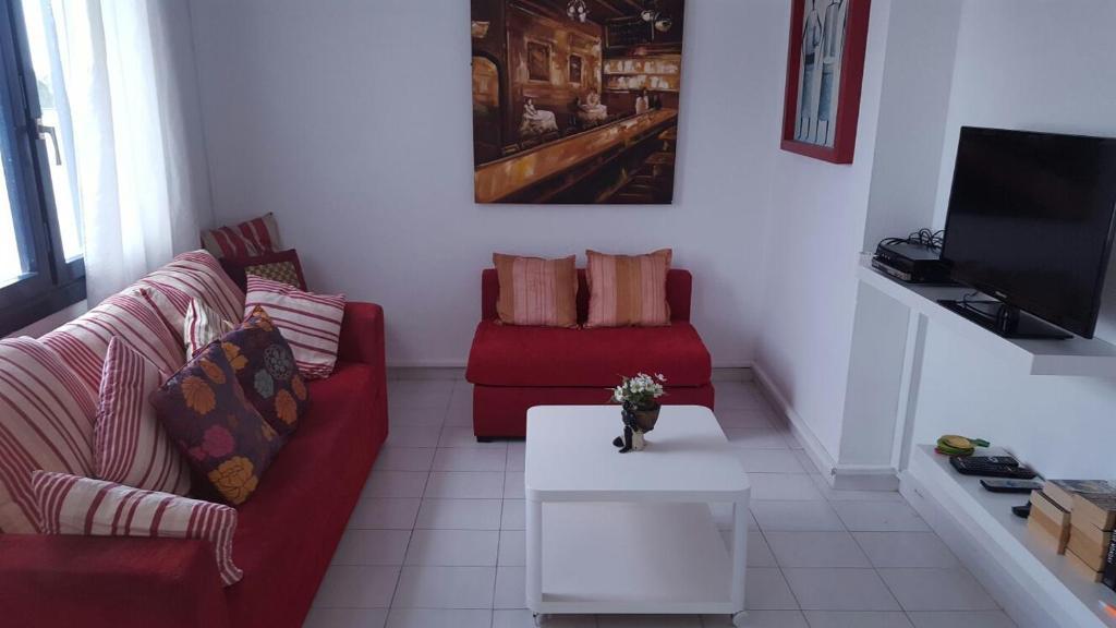 Bonita foto de Apartamentos Playa Los Barqueros