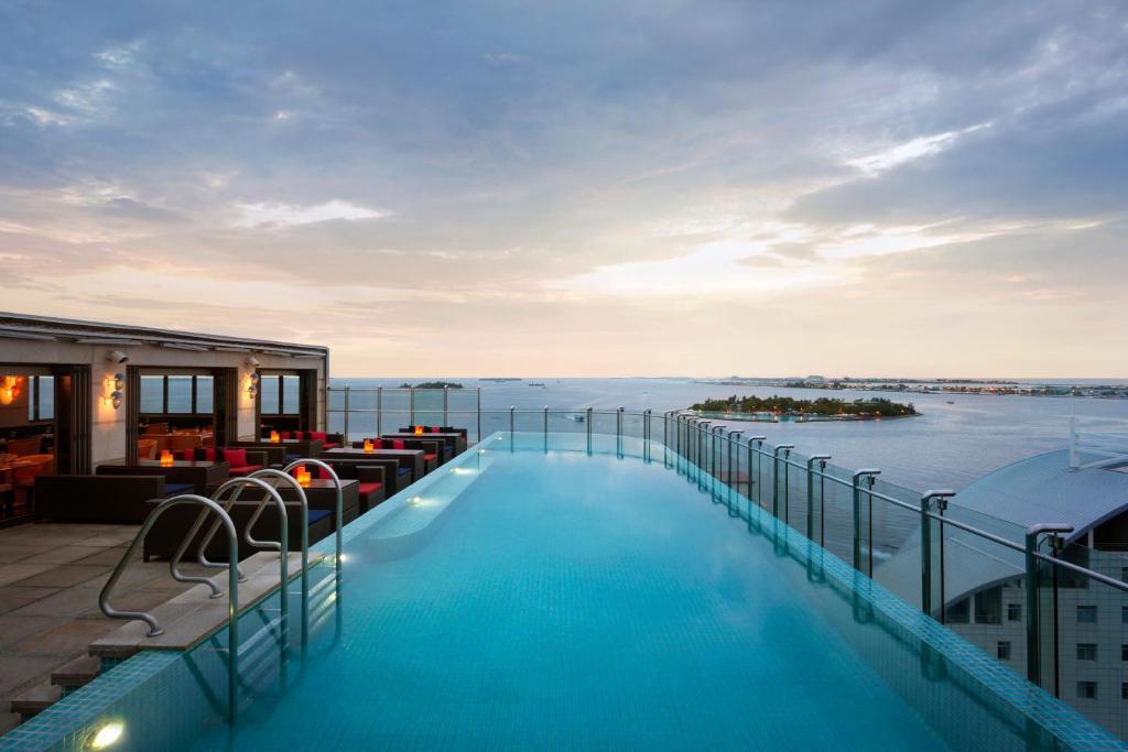 5 причин выбрать вариант размещения Hotel Jen Malé, Maldives