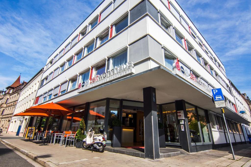 Condo Hotel zeitwohnhaus Suite, Erlangen, Germany - Booking.com