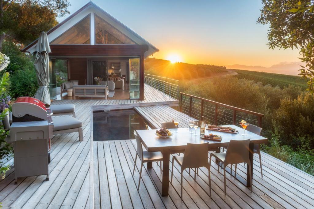 bush lodge at hidden valley stellenbosch south africa booking com
