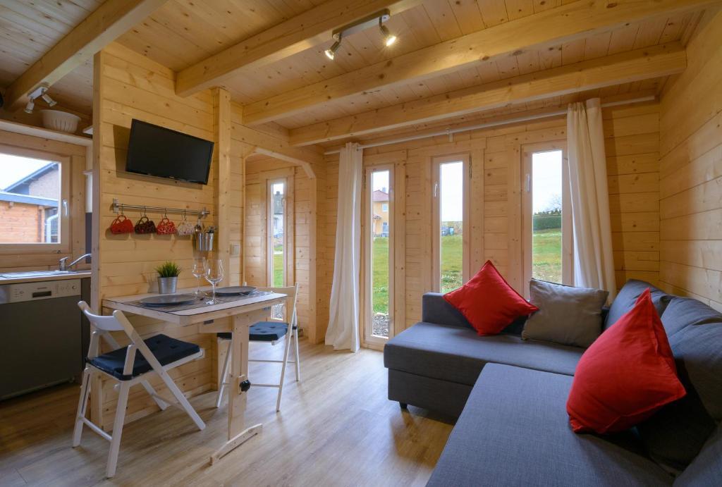 Chalets am national park eifel deutschland schleiden for Design hotel eifel