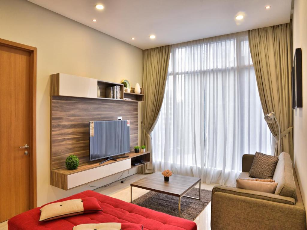 Apartment Soho Suites By Esm Kuala Lumpur Malaysia Ways To Add Lighting A Closet Without Wiring Therapy Gallery Image Of This Property