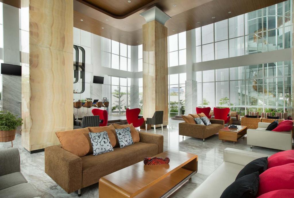 Hariston HotelSuites Pluit