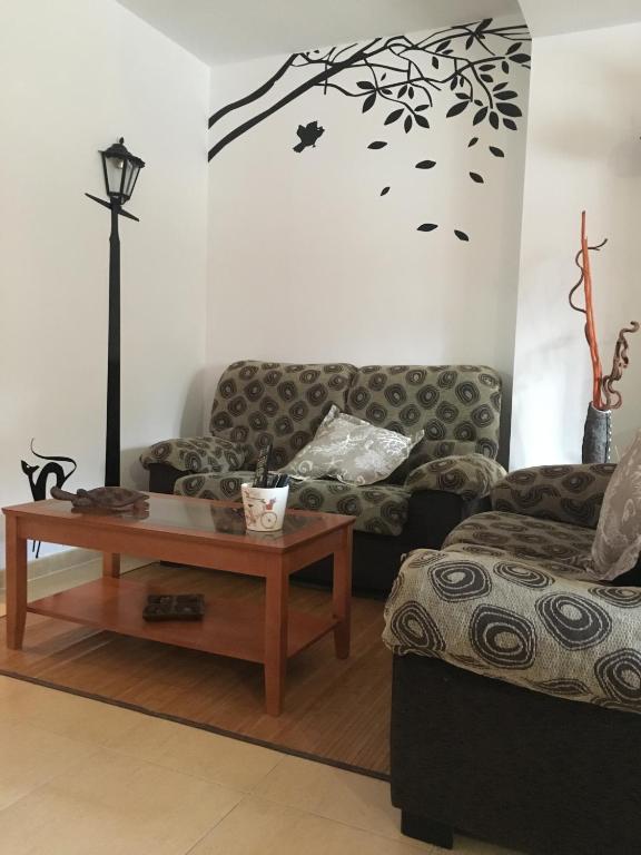 Apartamento confort Arcas