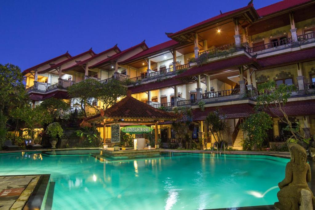 Bali sandy resort kuta indonesia for Bali indonesia hotel booking