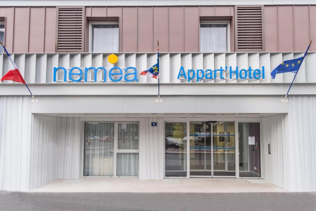 N m a appart 39 hotel r sidence le quai victor tours for Appart hotel tarif